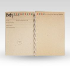 Kids Keepsake Books-Rainbow Baby Memory Book
