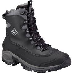 Columbia Women's Bugaboot 200g Waterproof Winter Boots, Size: 5, Black