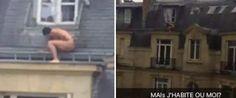 Cronaca: #Parigi #nudo e #rannicchiato sotto la finestra: così lamante si nasconde (video) (link: http://ift.tt/2meialz )