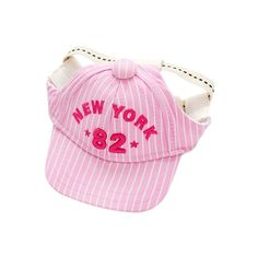 ROSENICE Pet Dog Cat Baseball Hat Visor Sports Hat Cap Sport Hat - Size M      Want to know more 1ad1764a3b2d