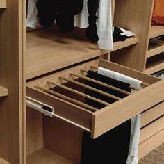 Hacer muebles a medida, closet-vestidor de 3 60 mts x 2 30, 3 módulos, uno para colgar - Naucalpan de Juárez (Estado de México)   Habitissimo