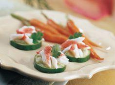 Avocado Seafood Appetizers http://www.bettycrocker.com/recipes/avocado-seafood-appetizers/2f2a9e99-e515-4f0b-8595-b233e7fdaaed
