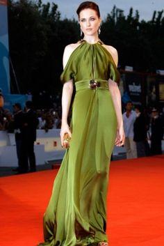 Evan Rachel Wood in Monique Lhuillier nel 2008