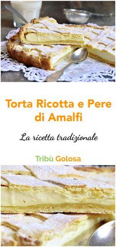 Cookbook Recipes, My Recipes, Italian Recipes, Sweet Recipes, Favorite Recipes, Ricotta, Chocolates, Easter Recipes, Healthy Snacks