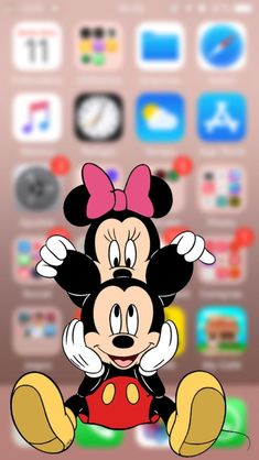 Mickey Mouse Wallpaper Iphone, Glitter Wallpaper Iphone, Phone Wallpaper Images, Cartoon Wallpaper Iphone, Flower Phone Wallpaper, Cute Girl Wallpaper, Cute Disney Wallpaper, Cute Cartoon Wallpapers, Screen Wallpaper