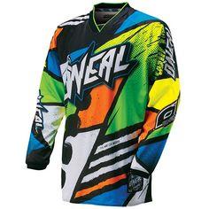 2018 moto newest New green red black Moto GP Mountain Bike Motocross Jersey  BMX DH MTB T Shirt Clothes orange size df16931cd30f
