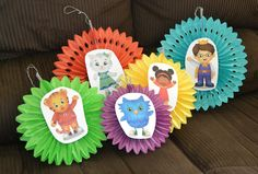 Grieve Family Adventures: Daniel Tiger Birthday Party - decorations, invite, games and food