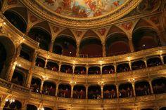 Hungarian State Opera House (Magyar Allami Operahaz): Auditorium