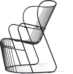 Kaskad  Lounge Chair  Manufacturer  Nola Industrier AB, Sweden