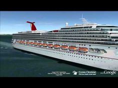 Carnival Conquest Virtual Ship Tour