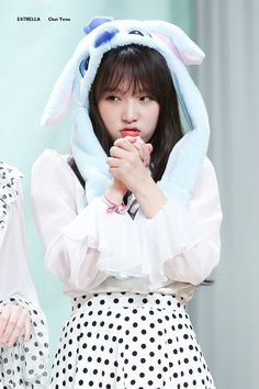Yuri, Bunny Hat, Survival, Japanese Girl Group, Fandom, Nanami, Kim Min, 3 In One, The Wiz