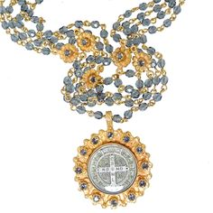 Virgins Saints and Angels Flower Magdalena Gold Montana...I have this in black and I love it!