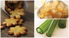 Sablés à l'angélique et au citron confits, une recette proposée par Fourchette et Mascara