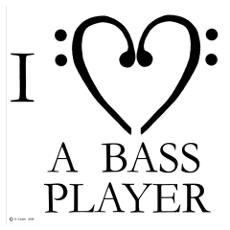 I ♥ my bass player... My Donald