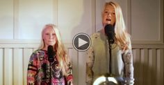 I've Heard This Country Song So Many Times, But When Her Sister Joins In, I Got CHILLS.