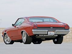 1969 Chevy Chevelle SS - Timing Is Everything - Custom Show Car - Super Chevy Magazine Chevy Chevelle Ss, Sexy Cars, Hot Cars, Super Chevy Magazine, Chevy Muscle Cars, American Muscle Cars, Dream Cars, Classic Cars, Motorcycles