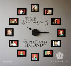 Our uber beautiful Time spent with family #ulclock has been featured on one of my favorite blogs #howdoesshe!   Get yours before they sell out..   http://brookebeney.uppercaseliving.net/ViewItem.m?CategoryId=275&CatalogId=&DesignId=&ItemId=64245&CurrentPage=1