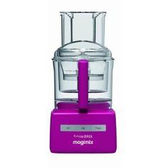 Magimix Limited Edition 18569 5200XL Premium Food Processor, Pink
