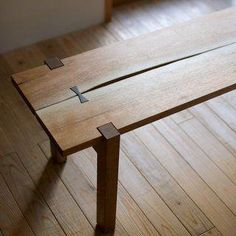 Japanese carpentry, I would love to learn how to make furniture without the use . Japanese carpentry, I would love to learn how to make furniture without the use of Used Woodworking Tools, Woodworking Joints, Woodworking Furniture, Furniture Plans, Furniture Making, Diy Furniture, Furniture Design, Woodworking Garage, Woodworking Projects