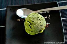 Matcha (Green Tea) Ice Cream by manusmenu #Ice_Cream #Matcha #Green_Tea
