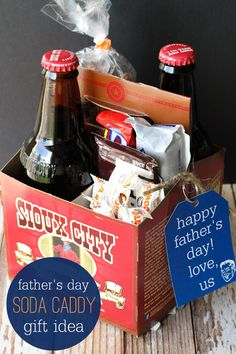 Father's Day Soda Ca