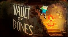 Vault of Bones (S5, E12) title card