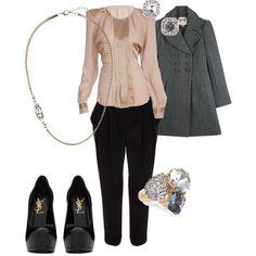 """dressy outfit with Chloe+Isabel jewelry"" https://www.chloeandisabel.com/boutique/jennschloeandisabel"