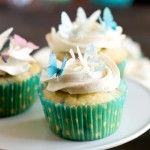 If super sweet frosting isn't for you, you'll love this smooth, creamy Swiss Meringue Buttercream. It's lightly sweetened which makes it a perfect topping for just about any cake. It also holds its shape and is ideal for piping.INGREDIENTSDIRECTIONS