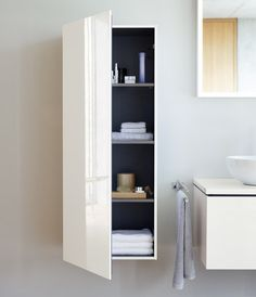 Vanity units   Wash basins   L-Cube   DURAVIT   Christian Werner. Check it out on Architonic