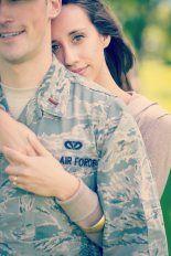 j + a deployment. Air Force Love.  Deployment photos.