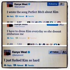 Kanye West tweets and deletes!