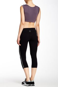Crop Pant by Solow on Gym Essentials, Womens Workout Outfits, Cropped Pants, Nordstrom Rack, Active Wear, Shopping, Clothes, Fashion, Outfits
