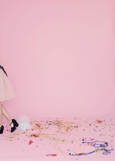 Glitter Girl: Cloe Lane Of Bon Pouf/Kimberly Genevieve Photography