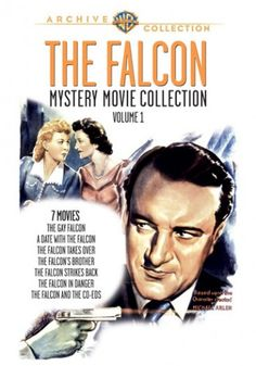 The Falcon Mystery Movie Collection: Volume 1 DVD