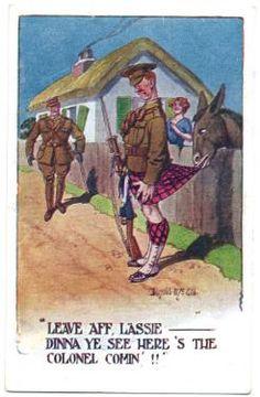 kilt in World War 2