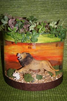 løven og musa