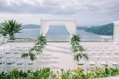 Venue: Le Ciel Santorini  wedding planner in Santorini :  http://www.santoriniglamweddings.com/