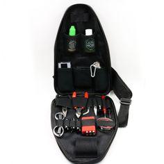 Vape Pocket With Inside Pocket Easy Carrying Electronic Cigarette Bag Fit All Electronic Cigarette Kit Package Bag #Affiliate