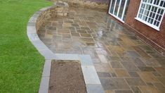 Back Garden Patio | Groundteam Limited | Landscape Gardeners London