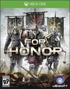 For Honor - Trilingual - Xbox One Ubisoft http://www.amazon.ca/dp/B00ZPTE0I4/ref=cm_sw_r_pi_dp_5zKHvb0NF7C3Y