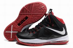 efb898538799 LebronJames-221 Red Basketball Shoes