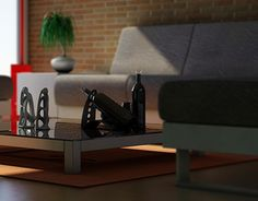 """Check out new work on my @Behance portfolio: """"interior design for a living with depth of field"""" http://be.net/gallery/51805517/interior-design-for-a-living-with-depth-of-field"""