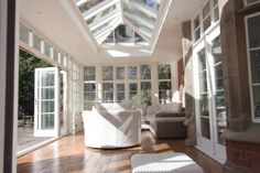 Orangery Project - traditional - family room - minneapolis - Conservatory Craftsmen