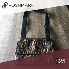 Lamb purse In good condition small hanging shoulder bag!!! lamb Bags Crossbody Bags