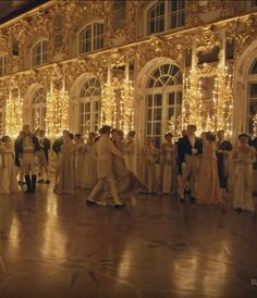 war and peace, ball