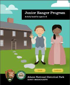 Junior Ranger Cover 6 - 8