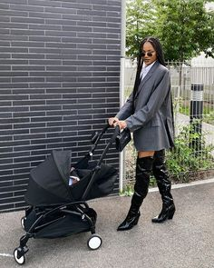 "Sephora KONGO on Instagram: ""Mama ! 🖤"" Grown Women, Baby Strollers, Children, Sephora, Woman, Instagram, Baby Prams, Young Children, Boys"