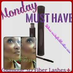 Friends don't let friends have short LASHES    Visit my website @www.suitefablashes.com to order yours today!!!  #younique #3dmascara #mondaymusthave #longlashes #allnatural #gel #fibers #flawless #amazing #ordertoday #suitefablashes