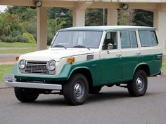 1967 — Production of the FJ55 began. The FJ55 was a 4-door station wagon version…