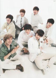 {Infinite's L, Woohyun, Sungyeol, Sungkyu, Sungjong, Dongwoo, Hoya} #L #Woohyun…